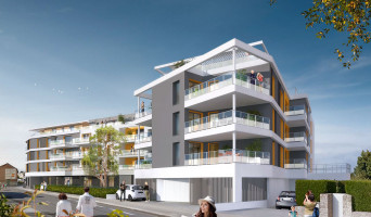 Thorigné-Fouillard programme immobilier rénové « Vil'Lariboisière » en loi pinel