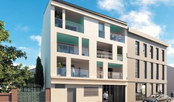 Marseille programme immobilier neuf « Le Hameau de Valentine » en Loi Pinel