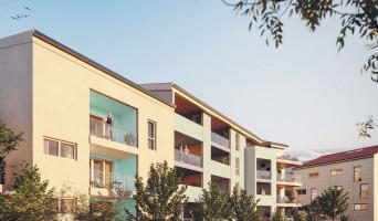 Marseille programme immobilier neuve « Le Hameau de Valentine » en Loi Pinel  (2)