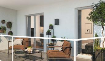 Marseille programme immobilier neuve « Le Hameau de Valentine » en Loi Pinel  (3)