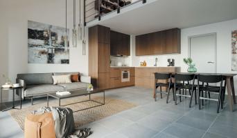 Marseille programme immobilier neuve « Le Hameau de Valentine » en Loi Pinel  (4)