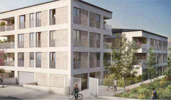 Villejuif programme immobilier neuve « 14Sud - Pinel » en Loi Pinel  (2)