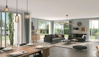 Auzeville-Tolosane programme immobilier rénové « Villas Valéria » en loi pinel