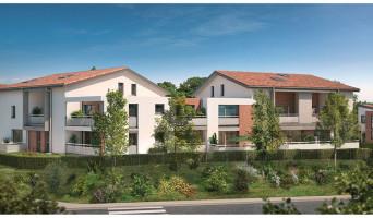 Auzeville-Tolosane programme immobilier neuve « Villas Valéria »  (2)