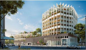 Bordeaux programme immobilier rénové « After Eight » en loi pinel