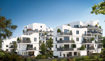 Toulouse programme immobilier neuve « Green Touch » en Loi Pinel  (2)