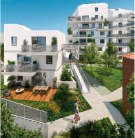 Toulouse programme immobilier neuve « Green Touch » en Loi Pinel  (3)