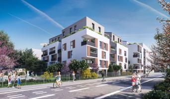 Villeurbanne programme immobilier neuve « Les Galleries Perroncel » en Loi Pinel