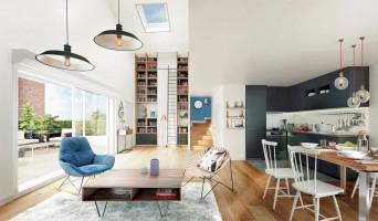 Neuilly-sur-Marne programme immobilier neuve « Les Apparts - Côté Sud »