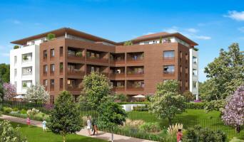Neuilly-sur-Marne programme immobilier neuve « Les Apparts - Côté Sud »  (2)