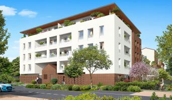 Neuilly-sur-Marne programme immobilier neuve « Les Apparts - Côté Sud »  (3)