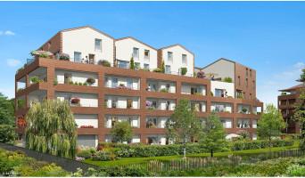 Neuilly-sur-Marne programme immobilier neuve « Les Apparts - Côté Sud »  (4)