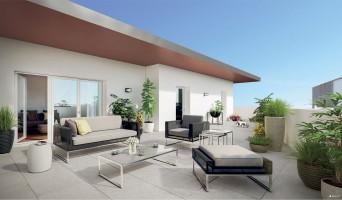 Neuilly-sur-Marne programme immobilier neuve « Les Apparts - Côté Sud »  (5)