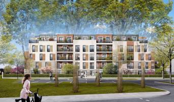 Plaisir programme immobilier neuf « Les Clairières » en Loi Pinel