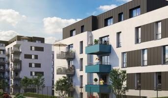 Metz programme immobilier rénové « L'Olympe » en loi pinel