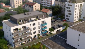 Metz programme immobilier neuve « L'Olympe » en Loi Pinel  (3)