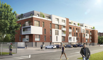 Loos programme immobilier neuf « Résidence Blanquart Evrard » en Loi Pinel