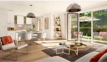 Bezons programme immobilier neuf « Golden Green