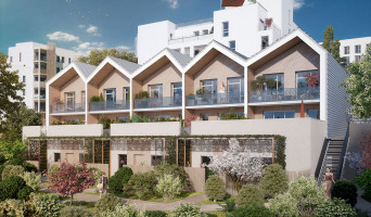 Bordeaux programme immobilier neuve « Mandala » en Loi Pinel