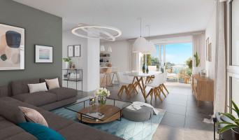Bordeaux programme immobilier neuve « Mandala » en Loi Pinel  (3)