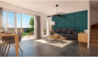 Bordeaux programme immobilier neuve « Mandala » en Loi Pinel  (4)