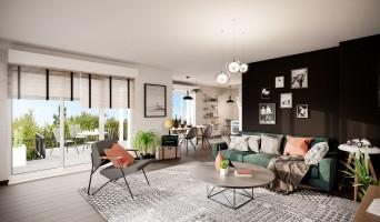 Bezons programme immobilier rénové « Prisme » en loi pinel