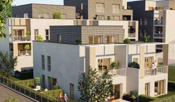 Vénissieux programme immobilier neuve « Qonnexion »