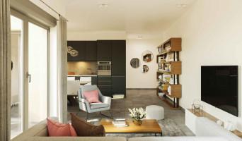 Vénissieux programme immobilier neuve « Qonnexion »  (3)