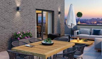 Vénissieux programme immobilier neuve « Qonnexion »  (4)