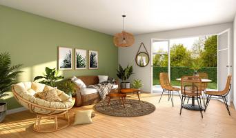Savigny-le-Temple programme immobilier neuve « Coeur Verde »