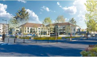 Dammarie-les-Lys programme immobilier neuve « Flore & Lys »