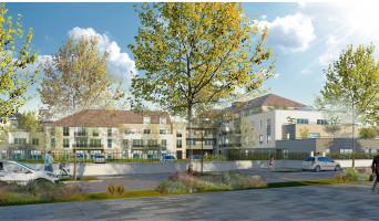 Dammarie-les-Lys programme immobilier neuve « Flore & Lys »  (2)