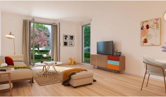Villiers-le-Bel programme immobilier rénové « O'Centre » en loi pinel