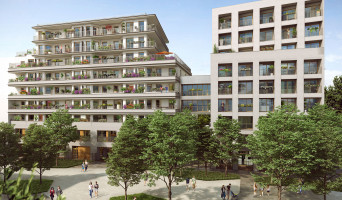 Chevilly-Larue programme immobilier neuve « Linéa »
