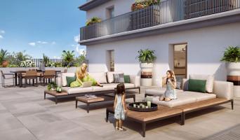 Chevilly-Larue programme immobilier neuve « Linéa »  (3)