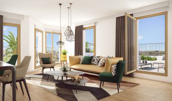 Chevilly-Larue programme immobilier neuve « Linéa »  (4)