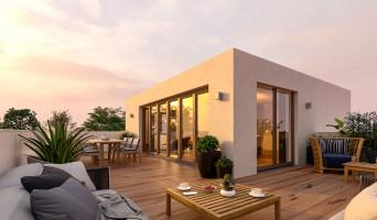 Floirac programme immobilier neuf « Eqlo » en Loi Pinel