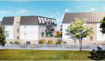 Breuillet programme immobilier neuve « Parenthèse »  (2)
