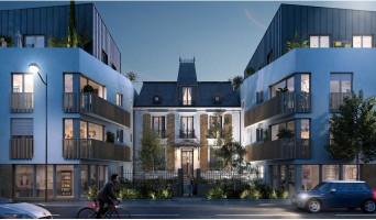 Les Pavillons-sous-Bois programme immobilier rénové « Elégance » en loi pinel
