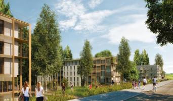 Torcy programme immobilier neuve « Coeur Coteaux »  (2)