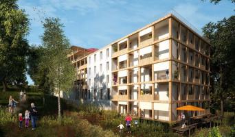 Torcy programme immobilier neuve « Coeur Coteaux »  (3)