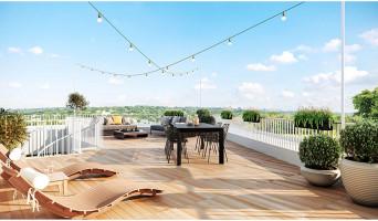 Bussy-Saint-Georges programme immobilier rénové « Agora Parc » en loi pinel
