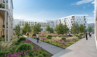 Bussy-Saint-Georges programme immobilier neuve « Agora Parc »  (3)