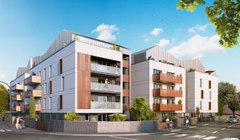 Saint-Malo programme immobilier neuve « Détroit »