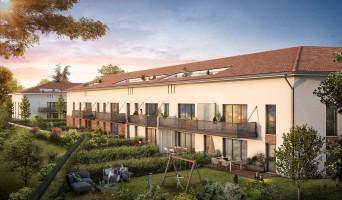 Castanet-Tolosan programme immobilier neuve « Le Millésime » en Loi Pinel  (2)