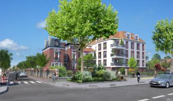 Créteil programme immobilier rénové « Résidence n°215971 » en loi pinel