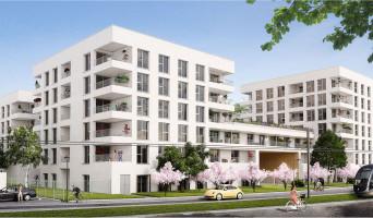 Cenon programme immobilier neuf « Sakura » en Loi Pinel
