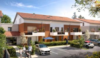 Roques programme immobilier neuve « L'Orée des Lacs »
