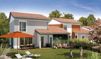 Roques programme immobilier neuve « L'Orée des Lacs »  (2)