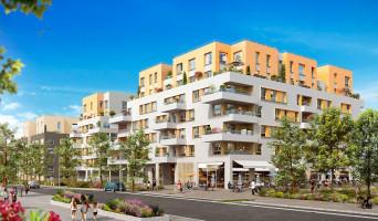 Massy programme immobilier rénové « Cœur Atlantis » en loi pinel